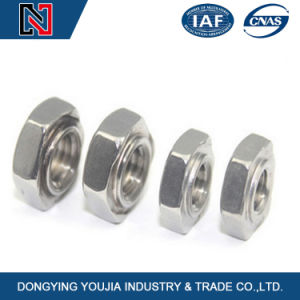 M27-M56 Galvanized Stainless Steel Hexagonal Nut pictures & photos