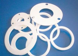 Custom PTFE & Teflon Flange Gasket