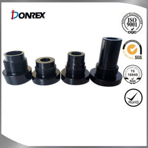 Aluminum Precision Turning Parts with Black Anodized Surface