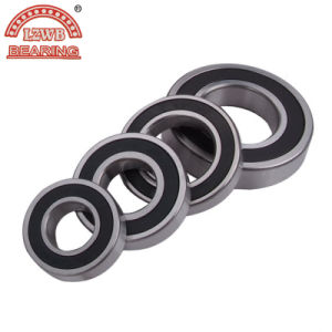 Black Corner Deep Groove Ball Bearing with High Precision (6217ZZ) pictures & photos