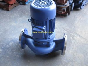ISG Pipeline Vertical Centrifugal Pump pictures & photos