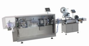 Plastic Ampoule Filling Sealing Machine pictures & photos