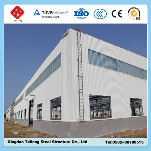 Modern Design Long Life Steel Structure Warehouse pictures & photos