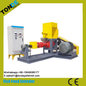 Ce Dry Sinking Floating Fish Food Pellet Machine Extruder pictures & photos