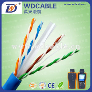 Indoor 4pr Cat5/5e/6 Network Cable