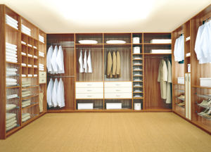 Walk in Closet / Wardrobe Closets/Amoire (PR-L22) pictures & photos