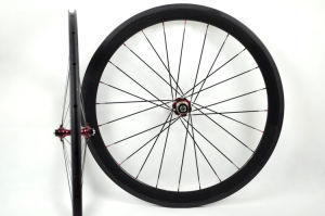50mm Tubular Carbon Wheel 700C (FRX-W50T)