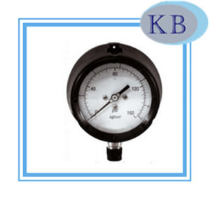 High Quality Safety Pressure Gauge pictures & photos
