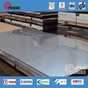 Hot Rolled or Cold Rolld Stainless Steel Plate pictures & photos