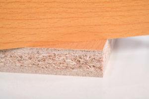 Cherry and Beech Chipboard/Cherry Particleboard pictures & photos