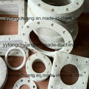 Rectangle/Round Shape Non Metal Fiberglass Thermal Insulation Sealing Gasket pictures & photos