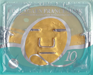 24k Gold Mask High Skin Tightening Collagen Mask pictures & photos