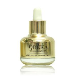 Cosmetics Wholesale QBEKA Copper Peptide Tendering Serum Face Lifting Organic Vitamin C Serum pictures & photos