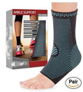 Hot Sale Blue Ankle Sleeve pictures & photos