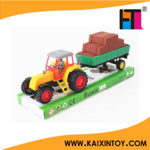Friction Farmer Truck Plastic Toys Vehicle 10170269 pictures & photos