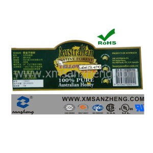 Packaging Label Sticker for Honey (SZXY172) pictures & photos