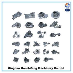 Hot Selling Custom CNC Hot Forging Parts Investment Casting Forging pictures & photos