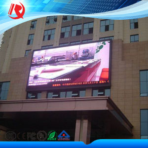 Full Color Outdoor High Brightness P10 Waterproof LED Display Board pictures & photos