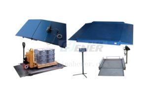 1*1m 1t Platform Scale Floor Scale (Extra Low Double Deck)