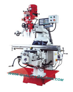 Cheaper Universal Turret Milling Machine