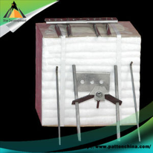 Heat Insulation Ceramic Fiber Module for Boiler Insulation