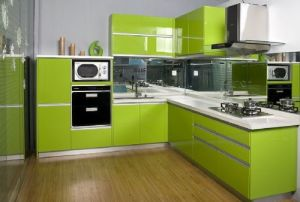 High Glossy UV Board for Kitchen Cabinet Door