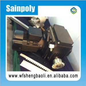 Gear Motor for Shading System of PE Film/Glass/Polycarbonate Greenhouse pictures & photos