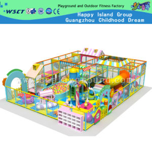 Children Indoor Playground Castle, Naughty Castle (H13-60005) pictures & photos