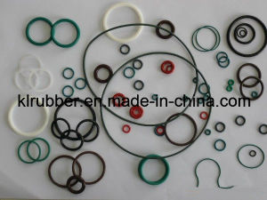 Rubber and Silicone Seals Ring with Color pictures & photos