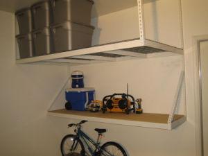 Garage Overhead Storage Rack/Suspending Rack pictures & photos