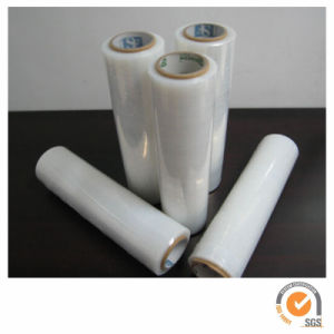 Best Selling 4 Rolls Hand Pallet Shrink Wrap LLDPE Stretch Film pictures & photos