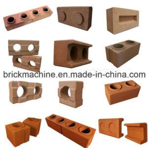 German Manual Clay Soil Interlocking Block Brick Machine pictures & photos