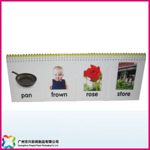 Customized Educational 3D Toy Colorful Kids Flip Book (xc-9-011) pictures & photos