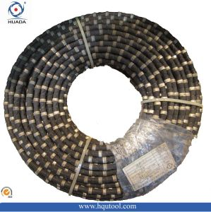 Diamond Wire Saw for Granite, Marble Bench Cutting, SGS pictures & photos