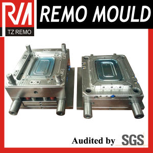 Thin Wall Food Plastic Container and Lid Mould pictures & photos