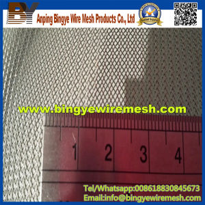 High Quality Stainless Steel Inclined Square Mesh pictures & photos