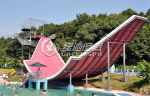 Swing Water Slide for Water Park pictures & photos