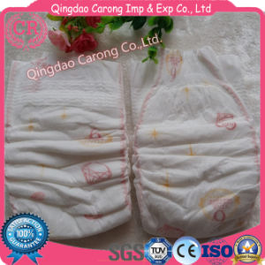 100% Cotton Baby Disposable Diaper pictures & photos
