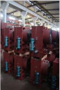 Single Screw Extruder Gearbox Group (Vertical Type) pictures & photos
