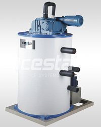 Icesta Sea Water Ice Flake Evaporators pictures & photos