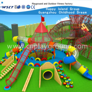 Colorful Outdoor Playground Slide for Kids (H14-03255) pictures & photos