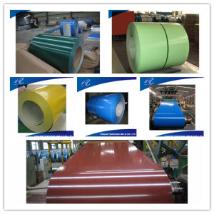 Roofing Application Color Coated Steel Coil pictures & photos