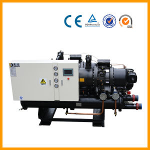 30 Ton Small Capcity Water Cooling Screw Chiller pictures & photos
