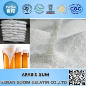 Arabic Gum Powder as Stablizer in Beer pictures & photos