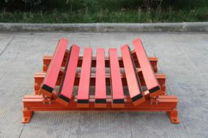 Heavy Type Hanging Buffer Bed for Belt Conveyor-21 pictures & photos