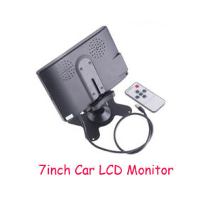 Hot Selling! 7 Inch Car Monitor with TFT LCD Screen pictures & photos