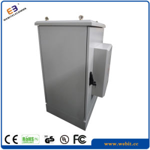 IP55 Double Wall Framework Outdoor Cabinet pictures & photos