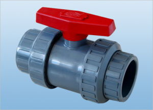 UPVC True Union Ball Valve /UPVC Ball Valve (Q61F-6U) pictures & photos