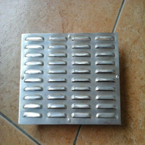 Galvanized Steel Shutter Window pictures & photos
