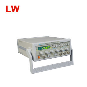 0.1Hz ~ 15 MHz Easy Operation Function Generator pictures & photos